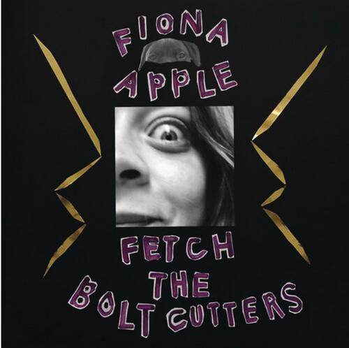 Fiona Apple – Fetch The Bolt Cutters.   (2 × Vinyl, LP, Album, 180g)