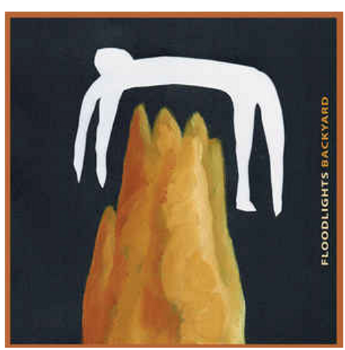 "Floodlights  – Backyard.   (Vinyl, 10"", 45 RPM, EP, Reissue)"