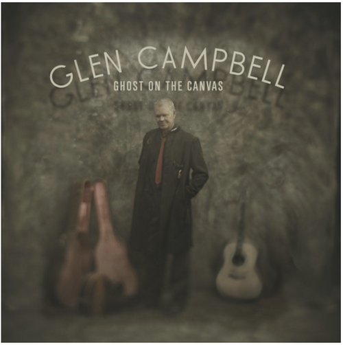 Glen Campbell ‎– Ghost On The Canvas.   (Vinyl, LP, Limited Edition, Picture Disc)
