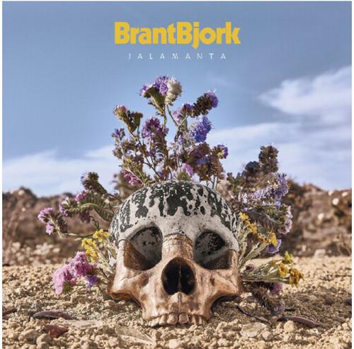 Brant Bjork – Jalamanta.   (2 × Vinyl, LP, Album, Reissue, Remastered, Yellow)