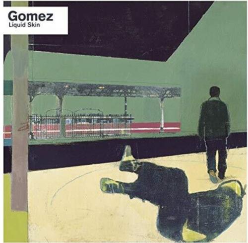 Gomez – Liquid Skin.    (2 × Vinyl, LP, Album, Limited Edition, Reissue, Remastered, Transparent, 180 Gram)