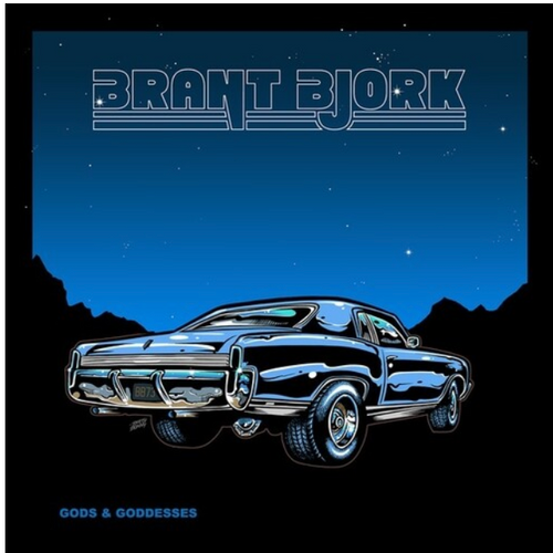 Brant Bjork ‎– Gods & Goddesses.   (Vinyl, LP, Album, Limited Edition, Reissue, Blue)