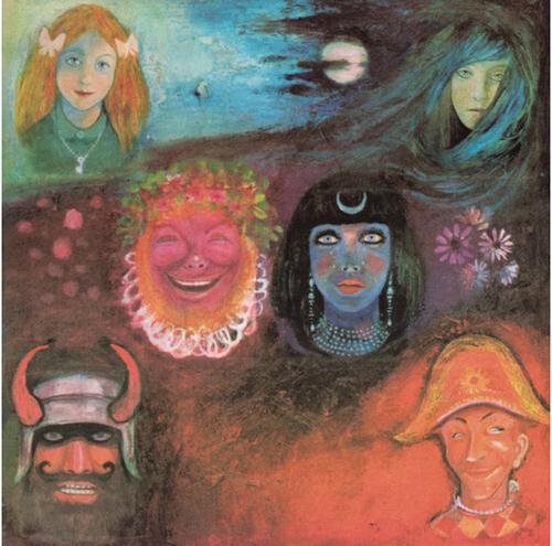 King Crimson – In The Wake Of Poseidon.   (Vinyl, LP, Album, Reissue, 200 Grams)