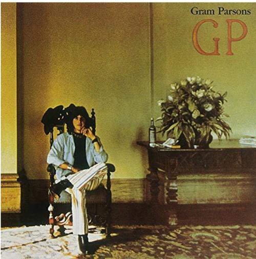 Gram Parsons – GP.   (Vinyl, LP, Album, Reissue, Gatefold)