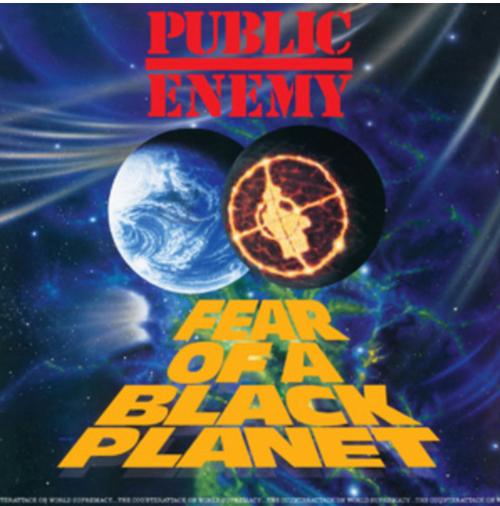 Public Enemy – Fear Of A Black Planet.   (Vinyl, LP, Album, Reissue, 180 Gram)