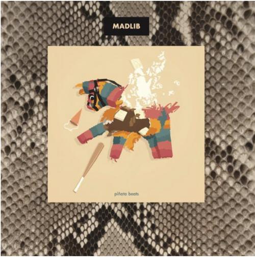 Madlib – Piñata Beats. (2 × Vinyl, LP, Album)