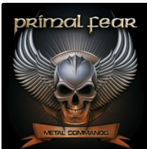 Primal Fear – Metal Commando.   (2 × Vinyl, LP, Album)