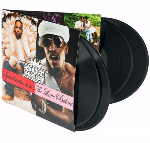 OutKast – Speakerboxxx / The Love Below. (4 × Vinyl, LP, Album)