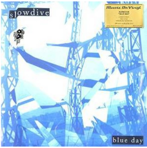 Slowdive ‎– Blue Day.    (Vinyl, LP, Compilation, Reissue, 180 Gram)