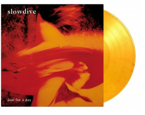 Slowdive – Just For A Day.    (Vinyl, LP, Album, Limited Edition, Numbered,  Orange [Flaming], 180 Gram)