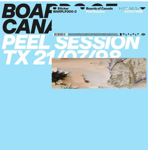 """Boards Of Canada – Peel Session TX 21/07/98.   (Vinyl, 12"""", 33 ⅓ RPM, EP)"""