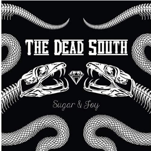 The Dead South – Sugar & Joy. (Vinyl, LP, Album, Limited Edition, Split vinyl white/black)