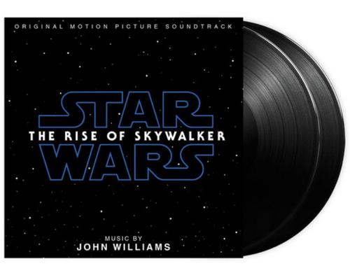 John Williams  – Star Wars: The Rise Of Skywalker (Original Motion Picture Soundtrack).    (2 × Vinyl, LP, Album)