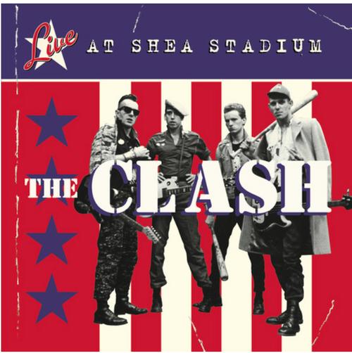 The Clash – Live At Shea Stadium.    (Vinyl, LP, Album, Remastered, 180g)
