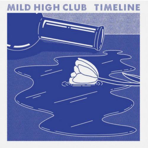 Mild High Club – Timeline.    (Vinyl, LP, Album)