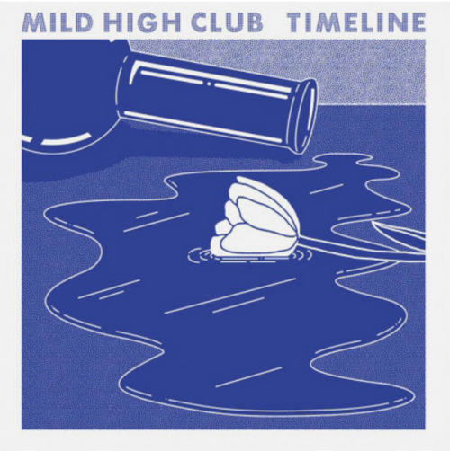 Mild High Club ‎– Timeline.    (Vinyl, LP, Album)