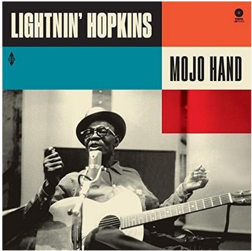 Lightnin' Hopkins – Mojo Hand.    (Vinyl, LP, Album, Limited Edition, Reissue, 180 Gram)