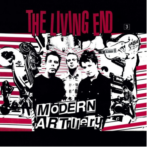 The Living End ‎– Modern Artillery.    ( Vinyl, LP, Album)