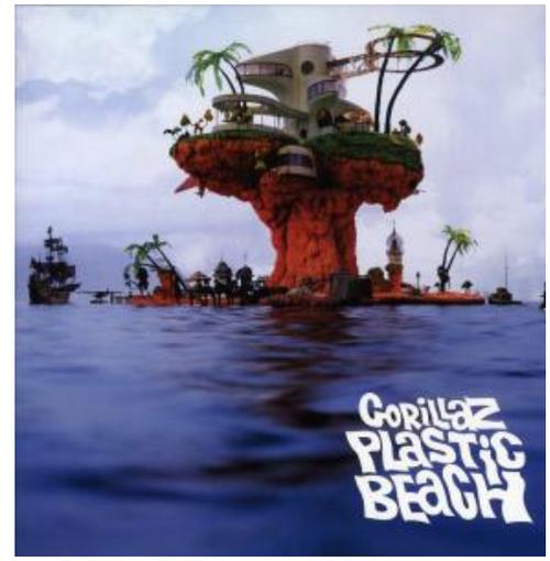 Gorillaz - Plastic Beach (2 × Vinyl, LP, Album)