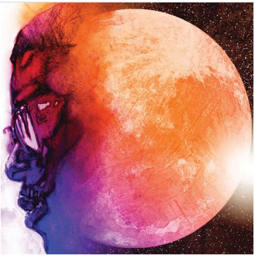 Kid Cudi – Man On The Moon: The End Of Day.    (2 × Vinyl, LP, Album)