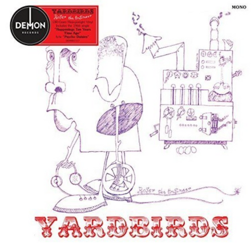 The Yardbirds ‎– Roger The Engineer.   (Vinyl, LP, Album, Limited Edition, Reissue, Mono)