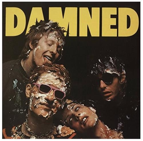 The Damned – Damned Damned Damned.    (Vinyl, LP, Album, Deluxe Edition, Reissue, 40th Anniversary, 180g)
