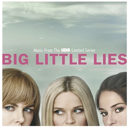 Big Little Lies -  (Music From The HBO Limited Series).   (2 × Vinyl, LP, Compilation, Limited Edition)