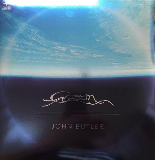 "John Butler – Ocean. ( Vinyl, 12"", 45 RPM )"