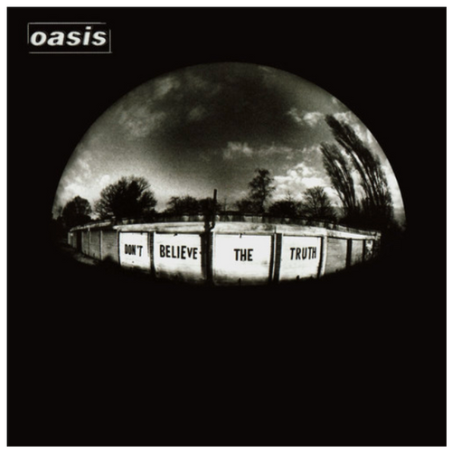 Oasis  ‎– Don't Believe The Truth.    (Vinyl, LP, Album, Limited Edition, Reissue, 180 Gram)