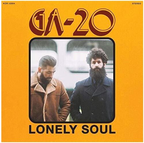 GA-20 – Lonely Soul.    (Vinyl, LP, Album, Stereo)