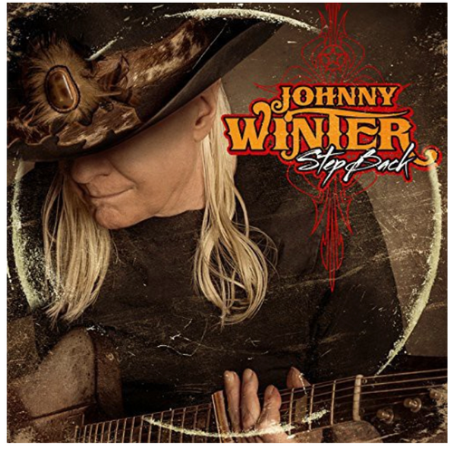 Johnny Winter ‎– Step Back.   (Vinyl, LP, Album, Limited Edition, Picture Disc)
