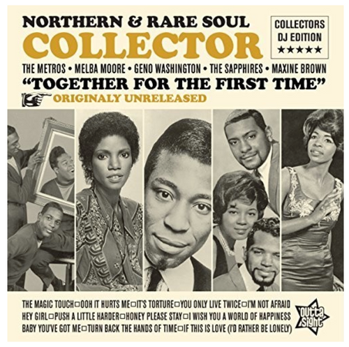 Various – Northern & Rare Soul Collector.   (Vinyl, LP, Compilation, Limited Edition)