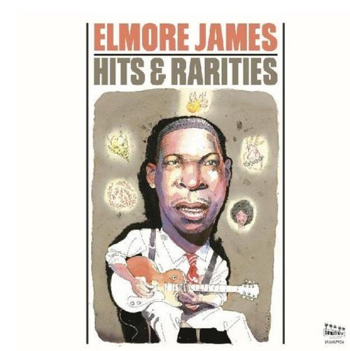 Elmore James – Hits & Rarities (vinyl LP)