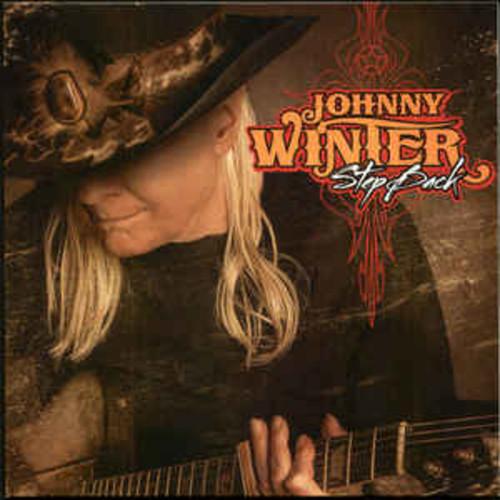 Johnny Winter - step back (VINYL LP)
