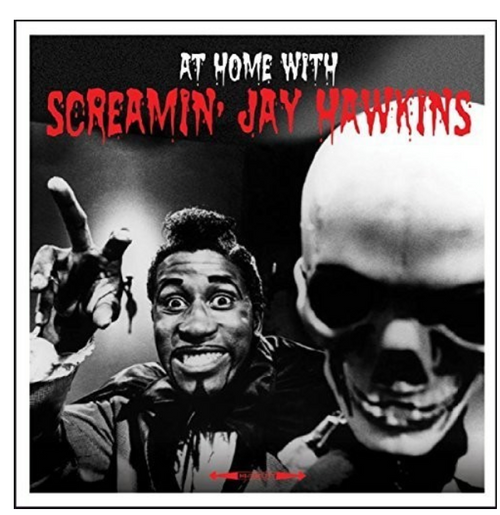 Screamin' Jay Hawkins – At Home With Screamin' Jay Hawkins.   (Vinyl, LP, Album, Reissue, 180g)