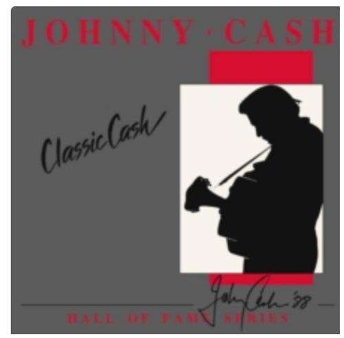 Johnny Cash – Classic Cash.    (Vinyl, Lp, Album, Compilation)
