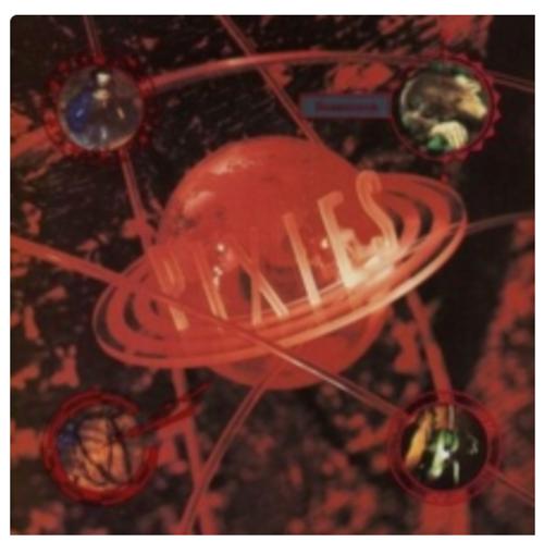 Pixies – Bossanova.    (Vinyl, LP, Album, Limited Edition, Reissue, Red)