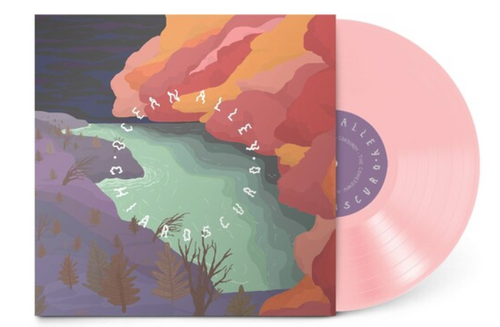Ocean Alley ‎– Chiaroscuro.    (2 × Vinyl, LP, 45 RPM, Album, Limited Edition, Pink Vinyl)