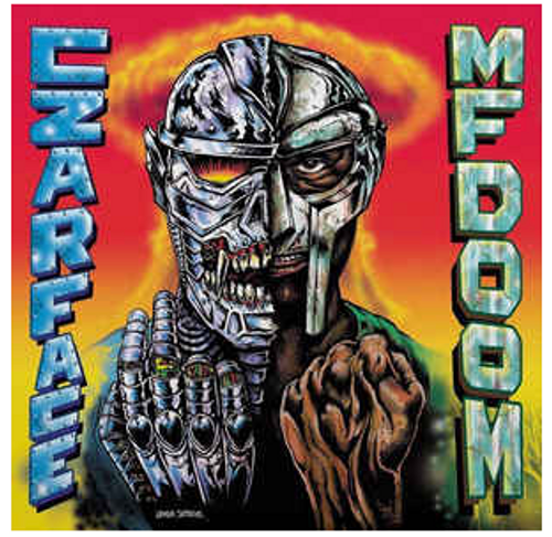 Czarface & MF Doom – Czarface Meets Metal Face.    (Vinyl, LP, Album)
