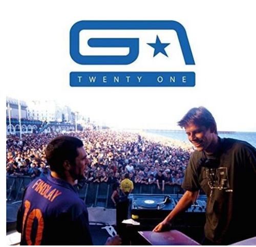 Groove Armada – Twenty One.   (2 × Vinyl, LP, Compilation, Limited Edition, White, 180 Gram)