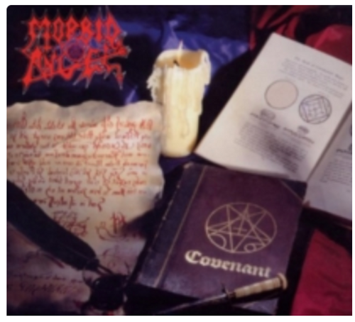Morbid Angel ‎– Covenant. (Vinyl, LP, Abum)