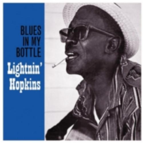 Lightnin' Hopkins – Blues In My Bottle.    ( Vinyl, LP, Album, Reissue)