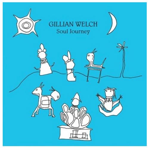 Gillian Welch – Soul Journey.    (Vinyl, LP, Album, Reissue, Remastered)