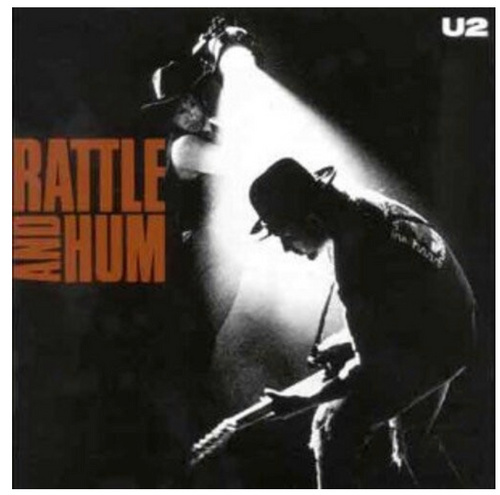 U2 ‎– Rattle And Hum. (2 × Vinyl, LP, Album, Reissue, 180gr)