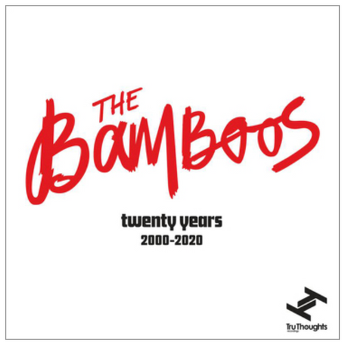 The Bamboos - Twenty Years 2000 - 2020.    (Limited Double Gatefold Dinked, 2x 7-Inch Vinyl).    AVAILABLE IN STORE ONLY 29-8-20