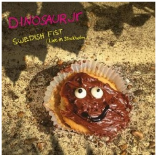 RSD 2020    Dinosaur Jr - Swedish Fist    (Live In Stockholm)     (Lp, Album, Brown Colored Vinyl, limited to 2000, indie exclusive).   AVAILABLE IN STORE ONLY 29-8-20