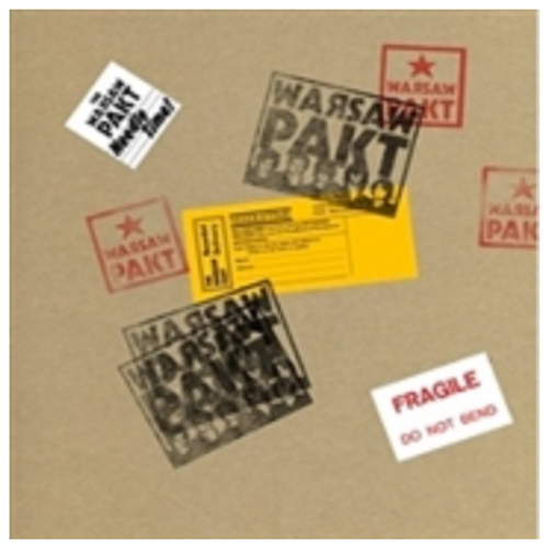 RSD2020    Warsaw Pakt -  Needle Time     (2 Lp, Album, Vinyl, 7'')  AVAILABLE IN STORE ONLY 29-8-20