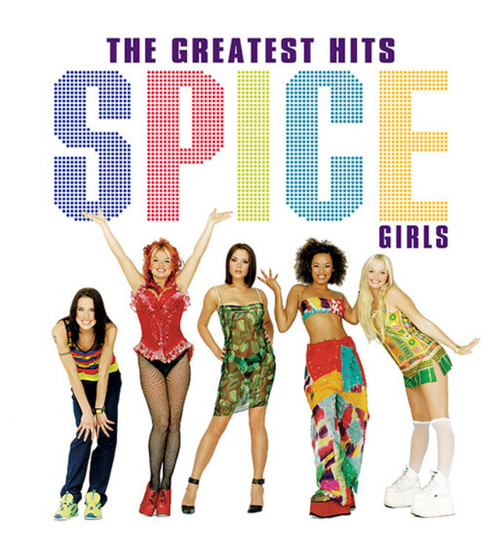 Spice Girls – The Greatest Hits.   (Vinyl, LP, Compilation, Reissue)