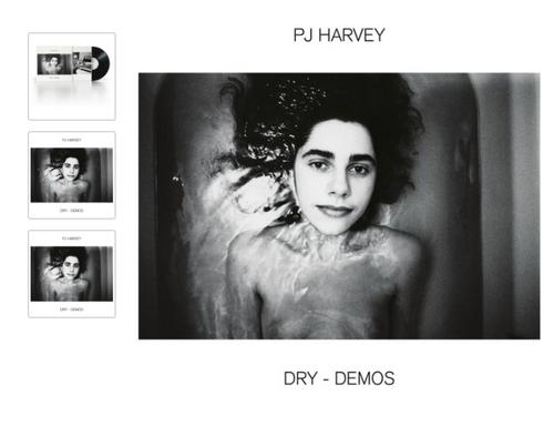 PJ Harvey – Dry - Demos.   (Vinyl, LP, Album)