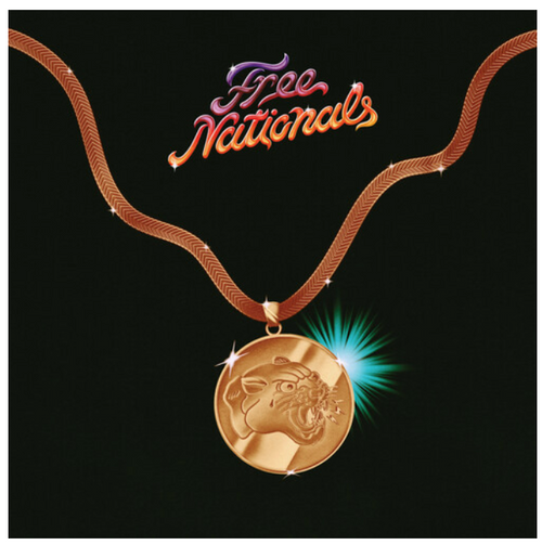 The Free Nationals ‎– Free Nationals.    (2 × Vinyl, LP, Album, Limited Edition, Stereo, Gold Nugget)